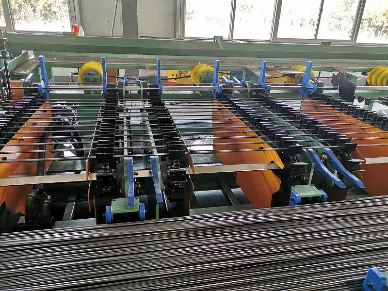 430不锈钢棒生产工艺流程