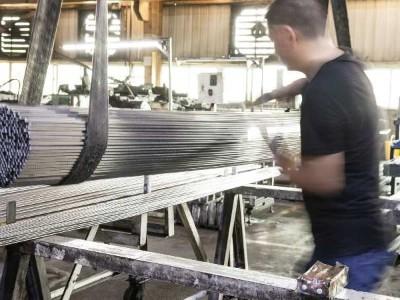 不锈钢研磨棒的退火工作
