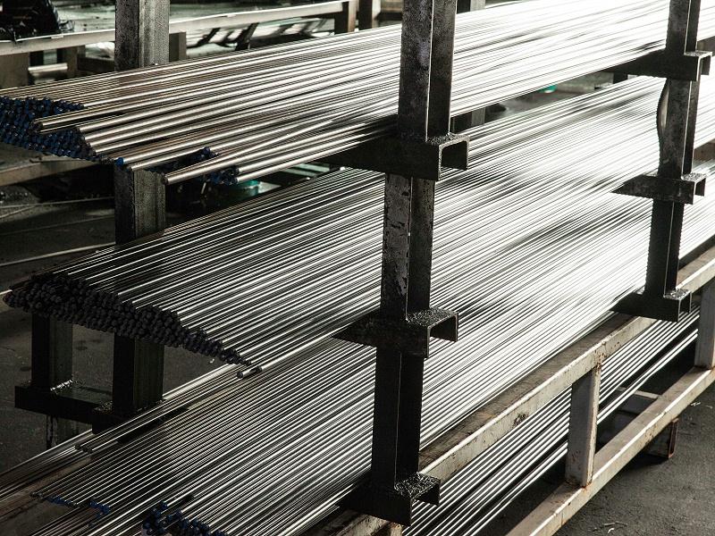 304和316不锈钢棒材的硬度对比